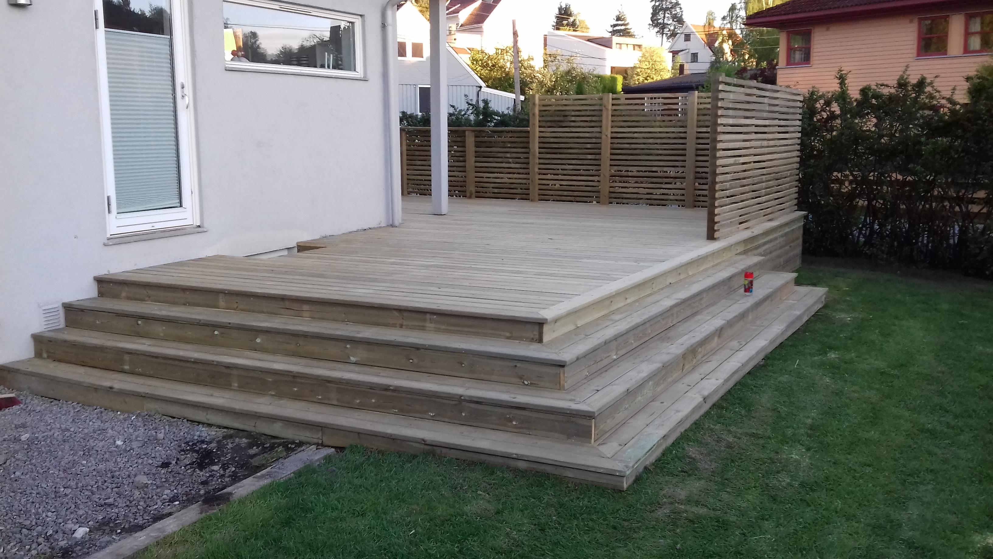 din terrasse vi skaper terrasser med lidenskap for deg. Black Bedroom Furniture Sets. Home Design Ideas