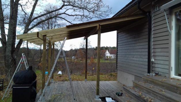 terrasse tak med shingel 2