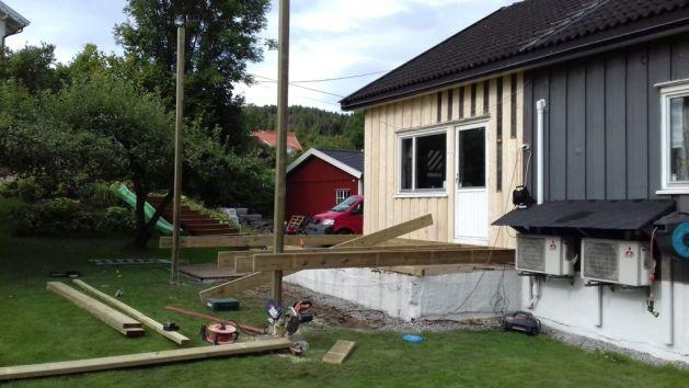 plast tak over veranda 2